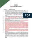 Redline showing proposed changes of MJ Ord