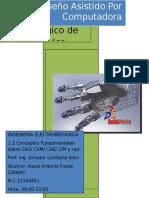 1.2 Conceptos Fundamentales Sobre CAD CAM CAE CIM y Cad.