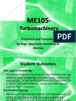 ME105_Turbomachinery_wk11