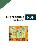 El Proceso de La Lectura