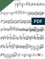 Sor - Op 09, Variations Sur La Flute Enchantee de Mozart