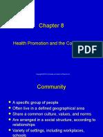 Ch 8 8th Edition Community GFHP