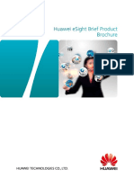 Huawei ESight Brief Product Brochure