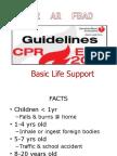 Short Version Bls -Cpr 2012 (Infant&Child) Outline
