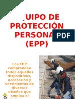 Equipo de Proteccion Persona, EPP