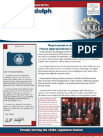 Adolph Spring 2010 Newsletter