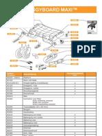 BB-Maxi Spare Parts NL