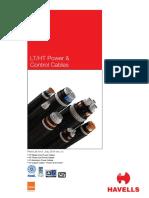 Aluminium Power Cables