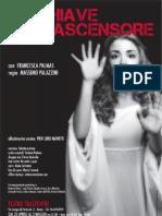 La chiave dell'Ascensore di Agota Kristof regia di Massimo Palazzini con Francesca Palmas