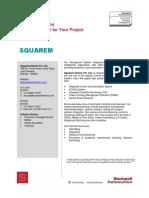 Squarem Flyer