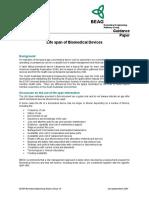 BEAG LifeSpanofBiomedicalDevices GuidancePaper