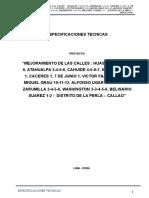 Especificaciones Tecnicas -Huascar-la Perla