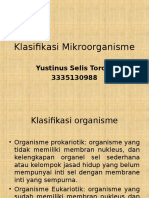 klasifikasi mikrobiologi.ppt