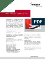 Datasheet OpenPCS 2015