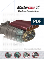 Machine Simulation Tutorial