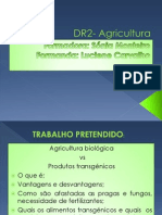 DR4- Agricultura