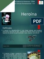 Slide Heroína