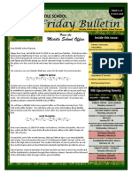 Parent Bulletin Issue 17 SY1516