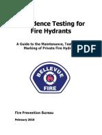 Private Hydrant