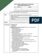 SOP Manajemen Rumah Sakit Revisi 4