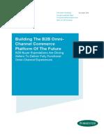 Accenture Building Omni Channel Commerce Platform Future