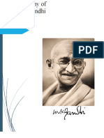 The Biography of Mahatma Gandhi 2
