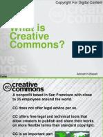 Copyright and Creative Commons Ahrash