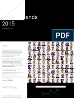2015 Beauty Trends Hair Care Report Think With Google