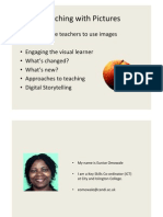 Using Images in the Classroom (Sandra Partington) CANDI