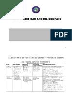 6.2 - Hsse Risk Management