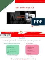 Om Shakthi Hydraulics Pvt Ltd