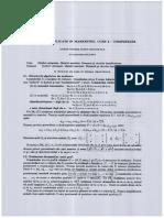 Matematici Aplicate in Marketing, Curs 2 (Completare)