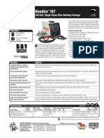 Spec Sheet - Handler 187