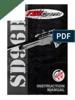 L96 Airsoft replica manual