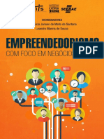 Empreendedorismo Negocios Sociais