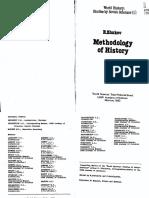 Methodology of History (1)