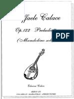 12201 Preludietto (Mand.solo)