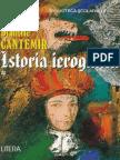 Cantemir Dimitrie - Istoria Ieroglifica1 (Aprecieri)
