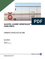 Alcatel Solution Note
