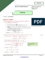 BAC a 2005 Math