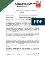 Contrato Prestacion de Servicios - Psicologo Coordinador (1)