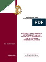 XXII_Calidad_Aguas Ministerio Energia y Minas.pdf