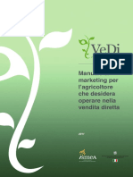 Manuale Marketing Agricoltore