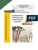 Doc (3)-Celebración de Contratos Por Modalidad de Selección