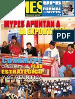 Zona Pymes N°6 - Revista especializada en micro, pequeña y mediana empresa de Bolivia.