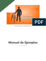 Manual Ejemplos de programa GeMe para topografia