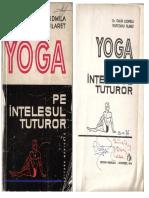 Yoga Pe Intelesul Tuturor