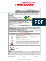Tarjeta Emergencia-Oxigeno Comprimido