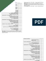 half  sheet checklist ocean brochure