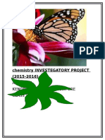 biology investigatory..